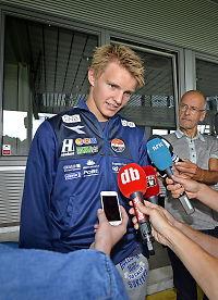 Ødegaard: - Jeg bodde på fotballbanen som liten
