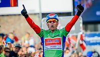 Norge får tre plasser i sykkel-VM