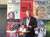Forsvarer: Breivik ikke orientert om farens bok