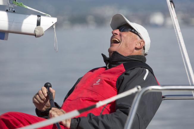 <p>SHIP O BOY: Kong Harald seiler NM i Express i Bunnefjorden denne helgen. Båten har navnet Fram XVII og om bord er også kjell Arne Myrann, Kjell Inge Heiberg og Hans Jørgen.<br/></p>