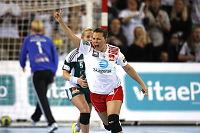 Larvik vil kjempe om Champions League-trofeet