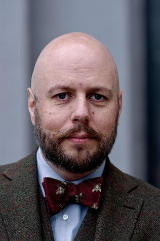 <p>Didrik Søderlind.</p>