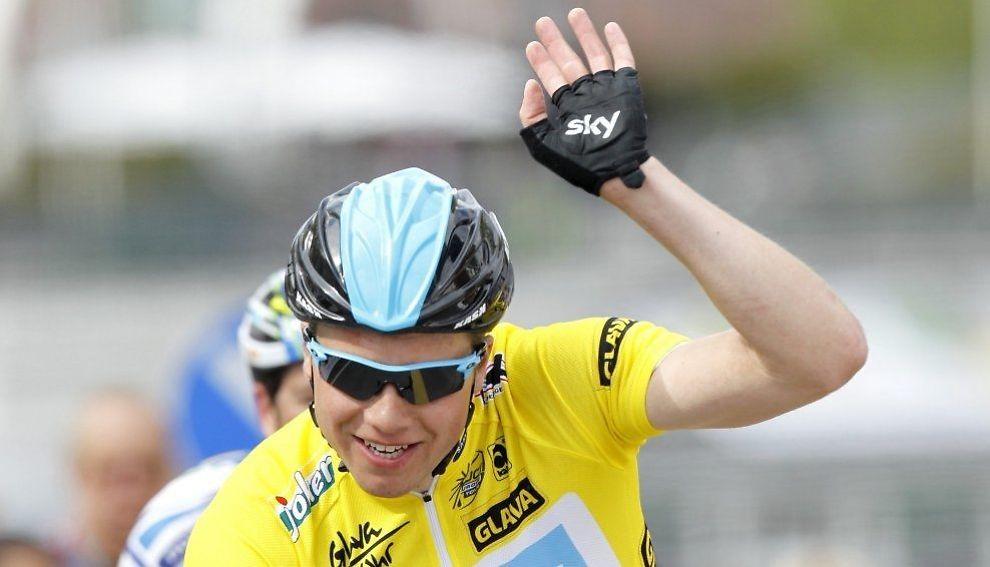 <p>GRUNN TIL Å GLISE? Edvald Boasson Hagen er på vei til MTN Qhubeka, et mindre profilert sørafrikansk sykkellag. Her er han under Tour of Norway i fjor.<br/></p>