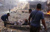 Syriske opprørskrigere i VG-intervju: Desperat kamp mot IS og Assad