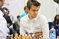 Carlsen-remis i første parti