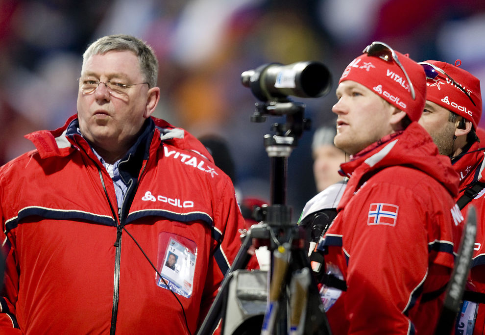 <p>NEGATIV: Tidligere sponsorkonge Jacob Lund mener det må settes strek for Oslos OL-planen. Her er han under VM i skiskyting i sørkoreanske Pyeongchang i 2009, byen som skal arrangere vinter-OL i 2018.<br/></p>