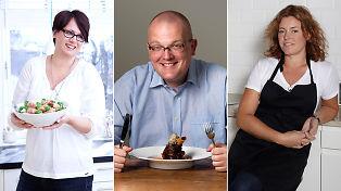 Disse er nominert til «Årets matblogger» 2014 – stem på din favoritt