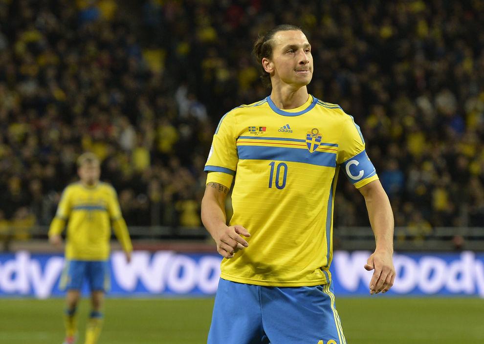 Svensk fotballspiller