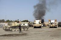 Militser har tatt kontroll over Tripoli