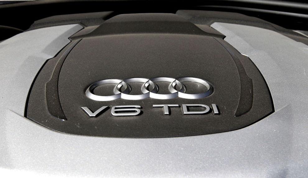 <p>DIGER DIESEL: Det er kun Audiene med 3,0 liters dieselmotor som har den potensielle feilen. Her er en Audi A6 som yter 313 hestekrefter.<br/></p><p><br/></p>