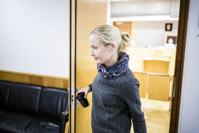 <p>Politiadvokat Kathrine Kristoff sto for fengslingen i Oslo tingrett.<br/></p>