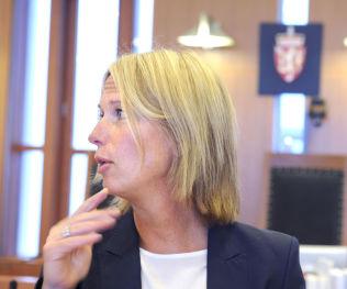 <p>AKTOR: Inga Bejer Engh fikk ikke medhold i sin påstand om 21 års fengsel for hovedmannen bak drapet på Jonna Rask.<br/></p>
