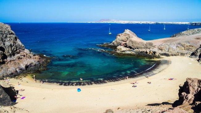 Spanias ukjente playas spania vg for Oficina turismo lanzarote