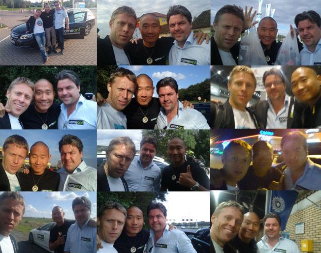 <p>BEKREFTER MED SELFIE: Da VG snakket med kameratgjengen søndag kveld, hadde de nettopp kommet til Belgia, som var dagens 15. besøkte land. Med 5 timer og 45 minutter igjen til rådighet, var trioen positive til at de kan klare å slå verdensrekorden på 17 land. Besøket i hvert land bekreftes med en selfie.<br/></p>