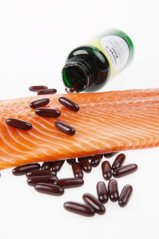 <p>OMEGA-3-RIK: Det er ikke ofte barn får i seg nok omega-3-holdige matvarer. Daglig inntak av fiskeolje kan være løsningen.<br/></p>