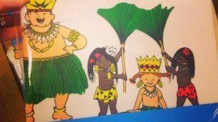 <p>SKAPTE HARME: En gardin med motivet av Pippi og to mørkhudede personer som vifter med palmeblader ble heftig debattert i Sverige. Fornøyelsesparken Astrid Lindgrens Verden trakk tilbake produktet.<br/></p>