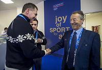 Nilsen mener Heiberg tar feil om IOC-krav under ungdoms-OL