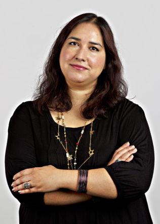 <p>Journalist Shazia Sarwar<br/></p>