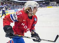 Mathis Olimb: - Drømmer jo om NHL