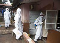 Så stor er faren for ebola-spredning til Europa