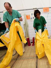 Slik skal Norge bidra i kampen mot Ebola