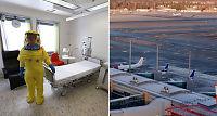Slik takler Norge ebola-smitten