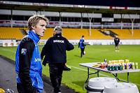 Ødegaard invitert til Barcelona