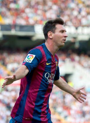 <p>NY LAGKAMERAT? Martin Ødegaard vil trolig måtte gå via Barcelonas andrelag hvis det ender med en overgang til den spanske storklubben. Lionel Messi, kanskje verdens beste spiller, kan på sikt bli lagkamerat...<br/></p>