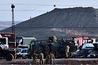 IS kjemper om kontrollen over syrisk grenseby