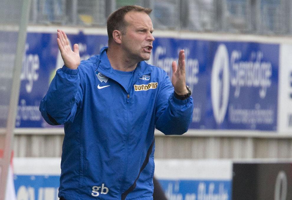 <p>AKTUELL FOR NY JOBB: Geir Bakke har hatt stor suksess som assistent i Molde i år. Nå er han høyaktuell for å bli ny sjef i Sarpsborg 08.<br/></p><p/>