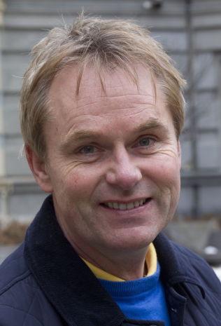 <p>EKS-SYKLIST: Dag Erik Pedersen.<br/></p>