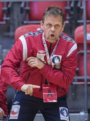 <p>LANDSLAGSSJEF: Thorir Hergeirsson.<br/></p>