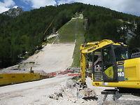 Planica-konkurs kan forsinke drømmerekorden på 250 meter