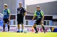 Nordlie: Må trene spillere for å tåle mer trening