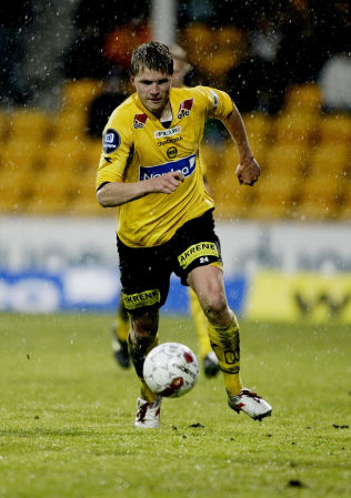 <p>BROR: Tore Andreas Gundersen, her som Lillestrøm-spiller i 2008.<br/></p>