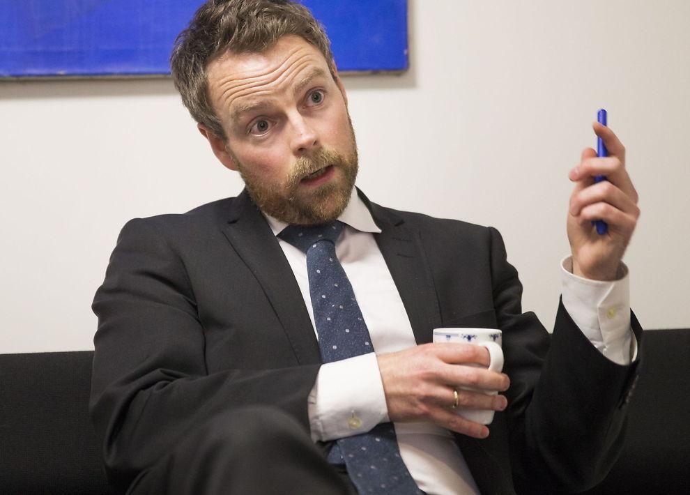 <p>INNFØRER TAK PÅ FRAVÆR: Kunnskapsminister Torbjørn Røe Isaksen.<br/></p>