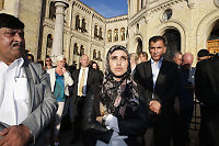 VG mener: Vi må stå sammen mot ekstremisme