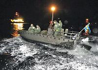 Utenlandsk ubåtalarm i den svenske skjærgården