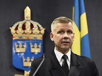 Svenska Dagbladet: Privatperson slo alarm om ubåt i Sverige