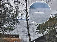 Tre observasjoner av mystisk objekt i skjærgården