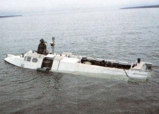 <p>UØNSKET: Dette er en Triton-NN. Ubåteksperter mener at det kan være denne typen ubåt som befinner seg i skjærgården utenfor Stockholm.<br/></p>