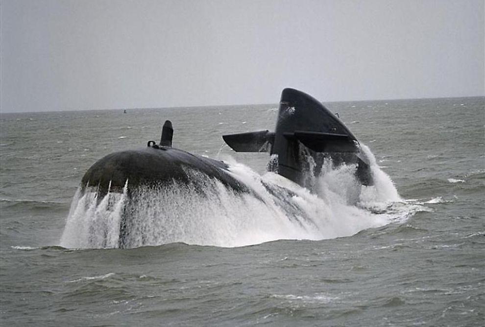 <p>VAR DET DENNE?: Russiske myndigheter mener det kan ha vært denne, den nederlandske ubåten «Bruinvis», som bokstavelig talt skaper bølger i skjærgården utenfor Stockholm. Det avviser den nederlandske marinen overfor VG.</p>