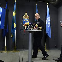 Svenskene hadde klare indikasjoner på undervannsaktivitet