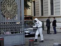 Konsulater i Istanbul fikk «mistenkelige konvolutter»