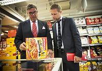 Slik skal matbransjen kutte saltet i pølser, pålegg, smør og pizza