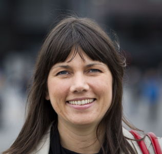 <p>Heidi Nordby Lunde.</p>