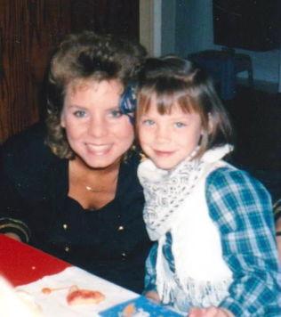 <p>MISTER SITT ENESTE BARN: Debbie Ziegler har kun ett barn. Lørdag dør hun. Her er Brittany fire år.<br/></p>