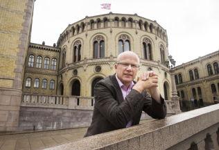 <p>JUSTISPOLITIKER: Hårek Elvenes, stortingsrepresentant for Høyre og medlem av justiskomiteen.<br/></p><p>Foto: FRODE HANSEN</p>