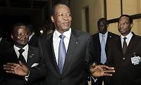 Hæren har grepet makten i Burkina Faso