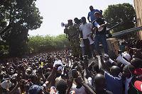 Militær maktkamp i Burkina Faso